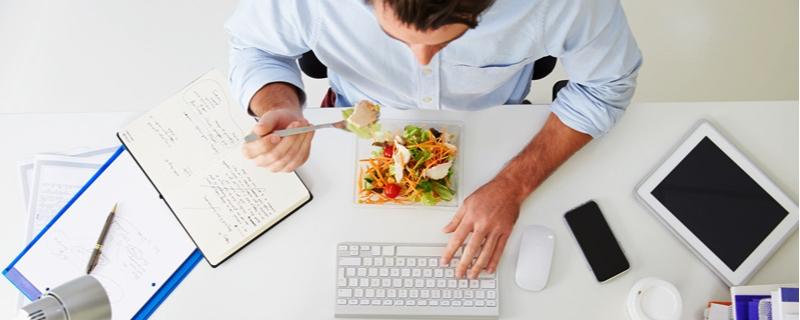 Ofis Çalışanları İçin Beslenme